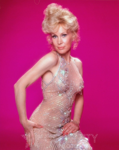 Details About Barbara Eden I Dream Of Jeannie Portrait